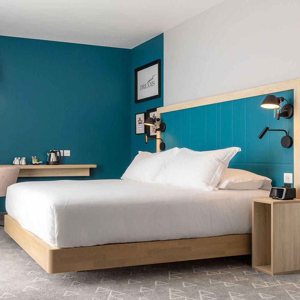 Chambre - Hampton by Hilton Tours Centre